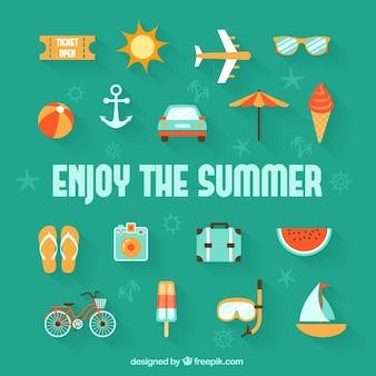 Disfruta el verano