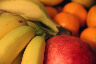 Dulce vegetales plato de alimentación natural