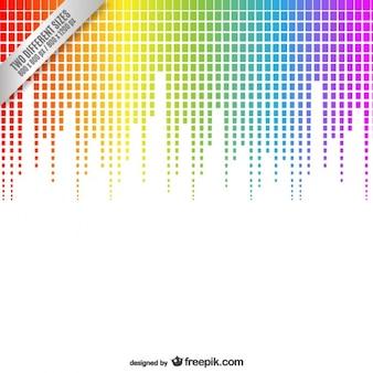 Ecualizador de colores