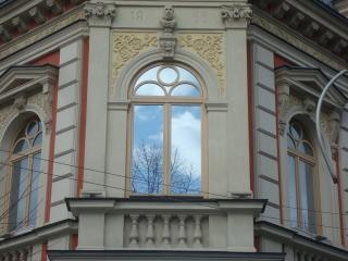 edificio fachada