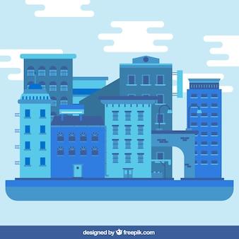 Edificios Blue City