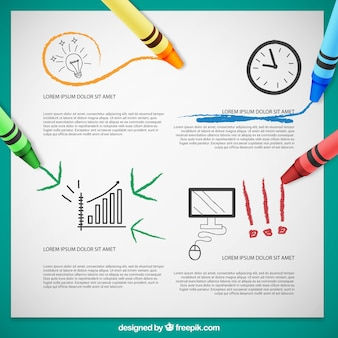 infografía educativa