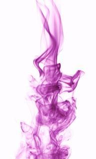 efecto de humo curva de vapor