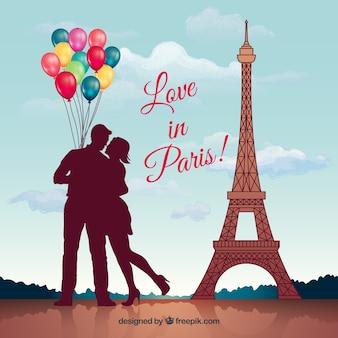 El amor en París