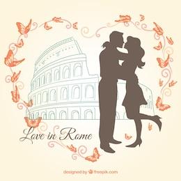 El amor en Roma