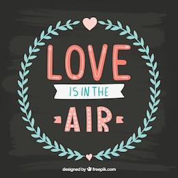 El amor esta en el aire