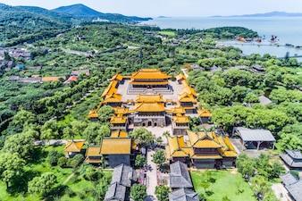 El palacio en China