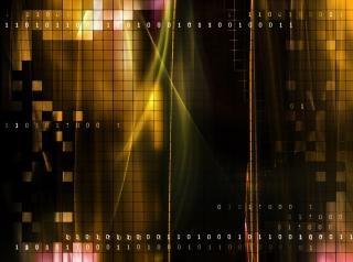 Elegantes gráficos de fondo fractal