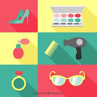 Elementos de mujer