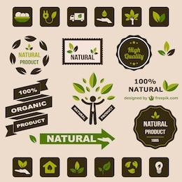 Elementos gráficos de ecología