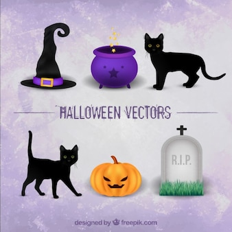 Elementos para Halloween