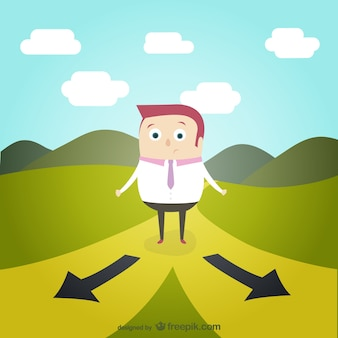 Elija la ruta
