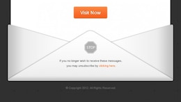 Email plantilla de boletín