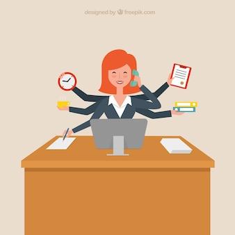 Empresaria productiva