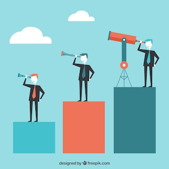 Empresarios buscan nuevos objetivos