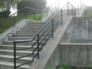 Escalera cemento fotos y vectores gratis for Construccion de escaleras de hierro