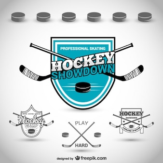 Escudo club de hockey