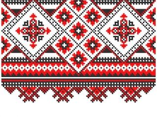 Eslava tejer patrones de fondo conjunto de vectores