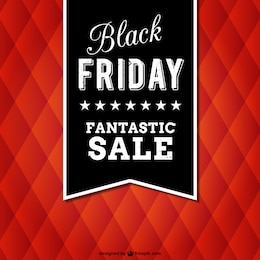 Estandarte de Black Friday