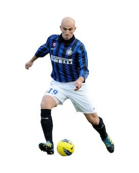 Esteban Cambiasso Inter Milan Serie A