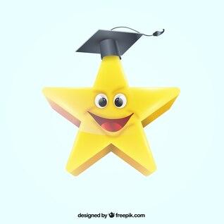Estrella de graduación