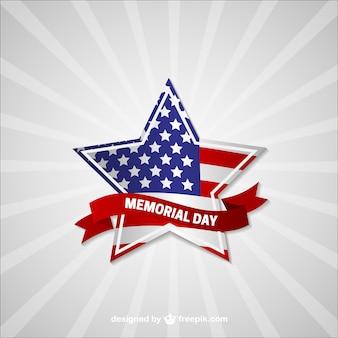 Estrellas del Memorial Day