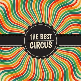 Etiqueta del mejor circo