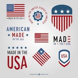 Etiquetas de hecho en Estados Unidos