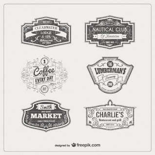 Etiquetas de productos