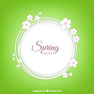Experiencia en ventas de primavera