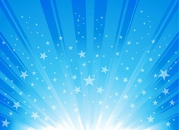 explosión de una estrella explosión fondo gráfico vectorial