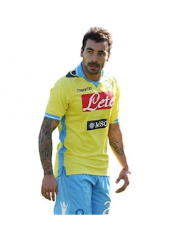 ezequil Lavezzi Napoli Serie A