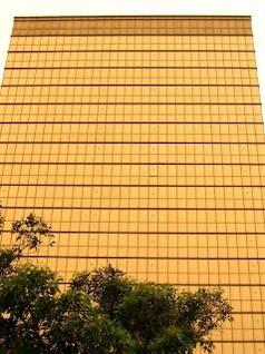 fachada de oro