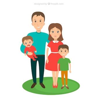 Familia amorosa