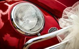 Faro Volkswagen Beetle
