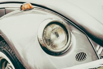 Faros de luz de coche