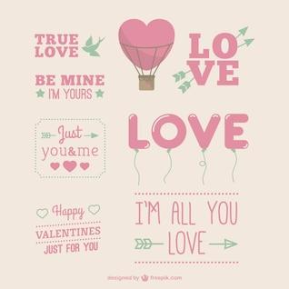 Felicitaciones del Día de San Valentín