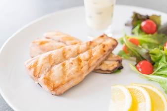 Filete de pescado de caballa