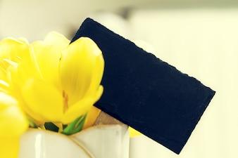 Floración de la decoración de la belleza del día de madres planta