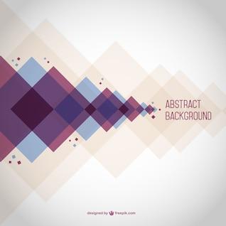 Fondo abstracto geométrico gratis