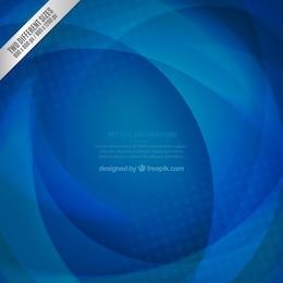 Fondo azul en el estilo abstracto