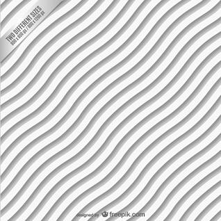 Fondo blanco y gris con olas