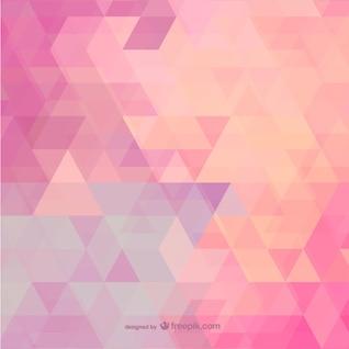 Fondo con formas poligonales