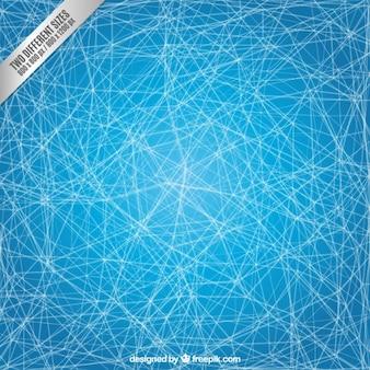 Fondo de estructura abstracta con líneas