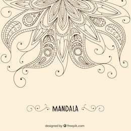 Fondo de henna