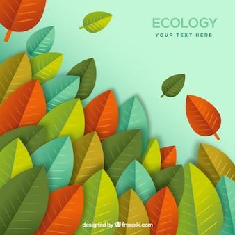 Fondo de la ecología