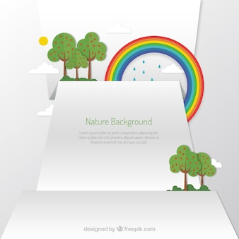 Fondo de la naturaleza
