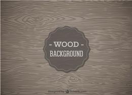 Fondo de madera vintage