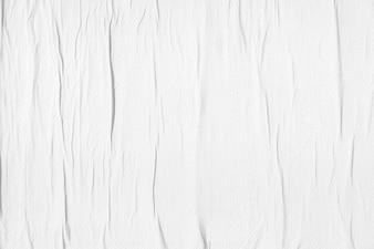 Fondo de pared con papel arrugado