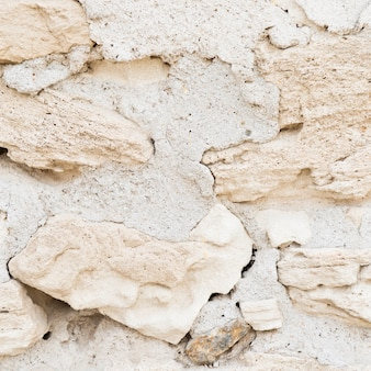 Fondo de piedra blanca.